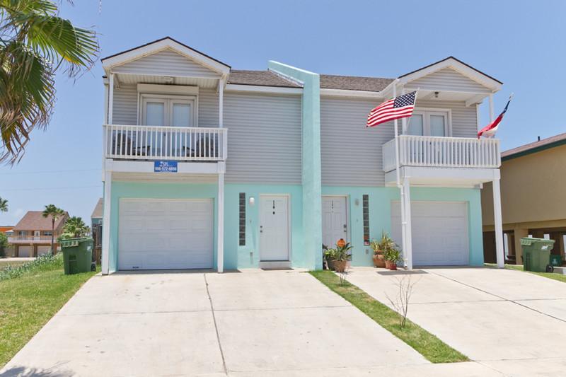 110 E. Mesquite B - 110 E. Mesquite B - South Padre Island - rentals