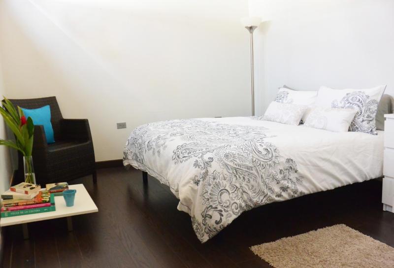 Queen Bedroom - PRIVATE ROOM #4 AT ZEN RETREAT CTY CTR NEAR TRAIN - San Juan - rentals