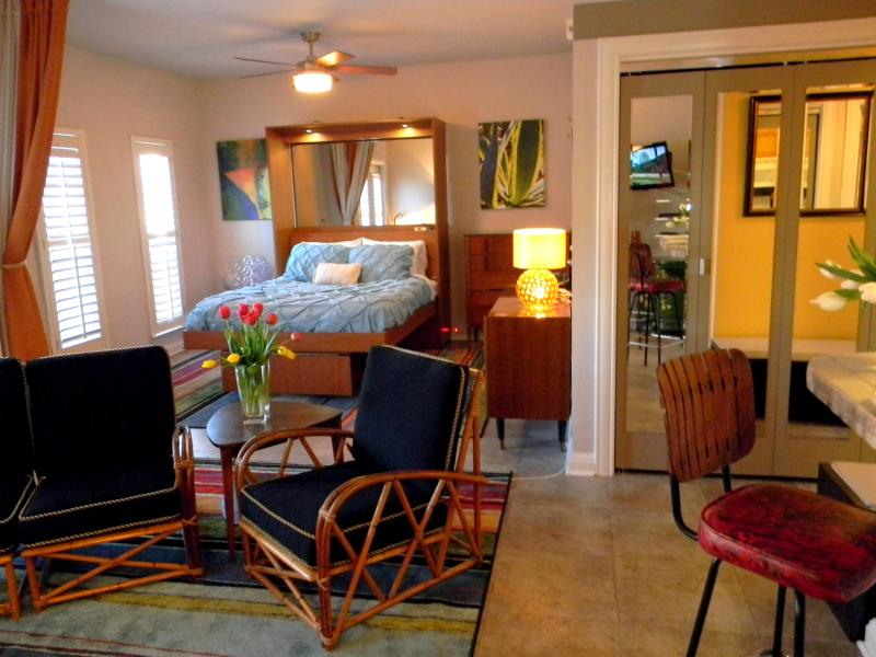 Mi casa es su casa!  Welcome home. - Downtown Condo w/ Parking, W/D, All Bills Paid - San Antonio - rentals