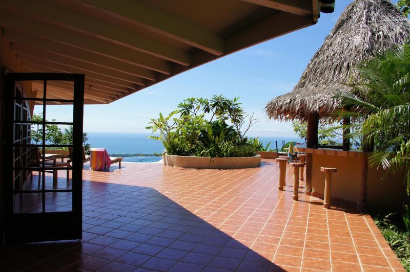 Beautiful rain forest villa near Dominical - Image 1 - Dominical - rentals