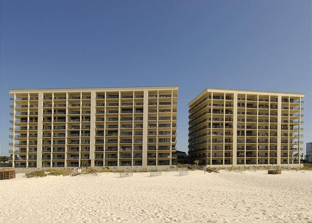 The Palms Complex - The Palms 903 ~ Nicely Appointed Beachfront Condo - Orange Beach - rentals