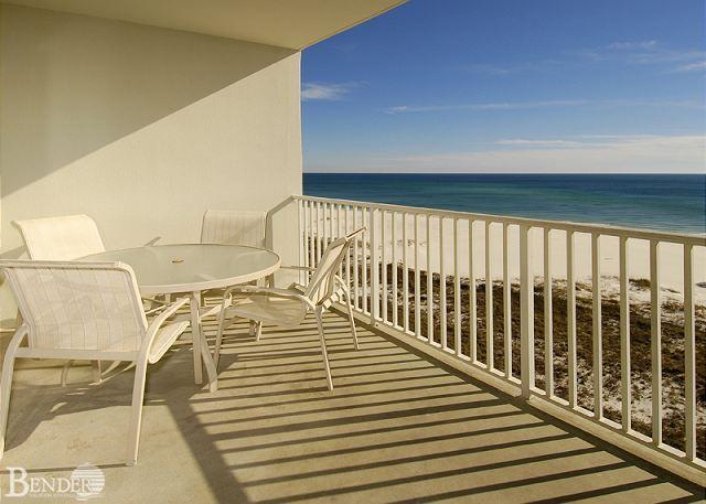 Balcony - Tidewater 902 - Orange Beach - rentals