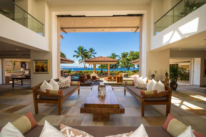 Oceanfront Elegance ~ 11,000 Sq. Ft. of Pure Maui Luxury*** - Image 1 - Ka'anapali - rentals