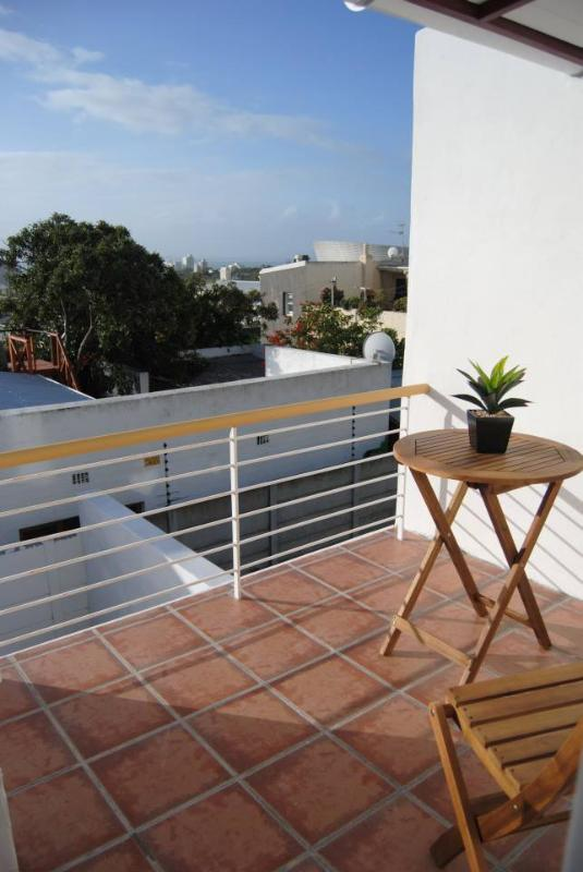 View from the balcony - Cape Town Green Point House Loft Apartment (Juliet - Cape Town - rentals