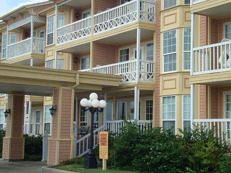 Entrance - Ocean view Condo Unit #9204 - Galveston - rentals