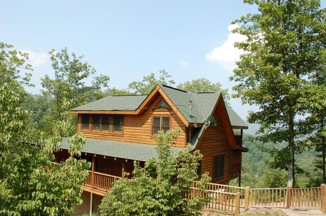 Mountain Majesty - Image 1 - Sevierville - rentals