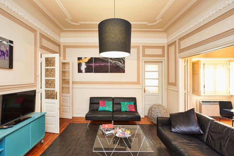 Welcome to the Turquoise House - Turquoise House, Stylish Lisbon Apartment - Lisbon - rentals
