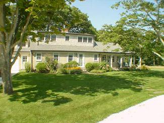 #1206 Beautifully Restored Waterfront Vacation Home - Image 1 - Vineyard Haven - rentals