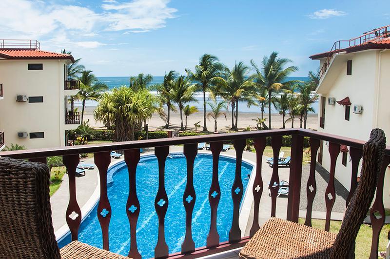 View from Front Balcony - Bahia Azul 8C  - 3rd Floor Ocean View - Jaco - rentals