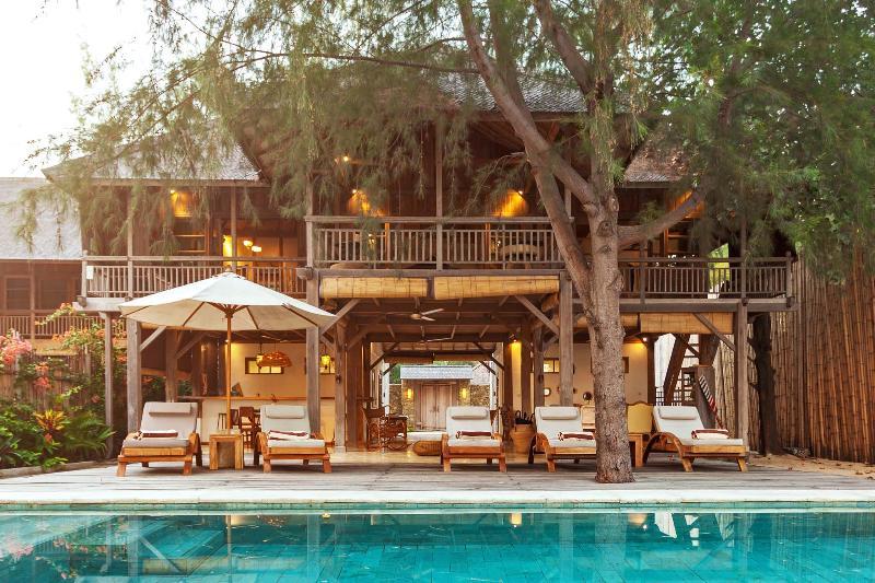 GLOBAL VIEW OF THE HOUSE - The Gili Beach Resort - Gili Trawangan - rentals