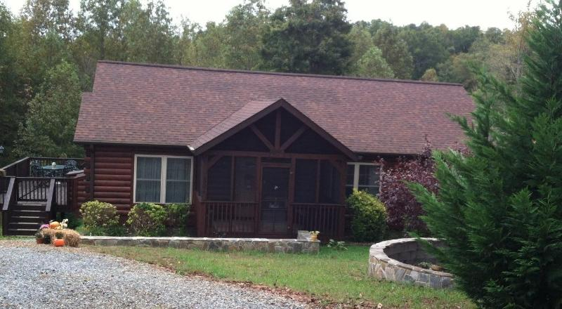 Cabin - Serenity Point at Sweetbriar Farms, Lake Lure,NC - Lake Lure - rentals
