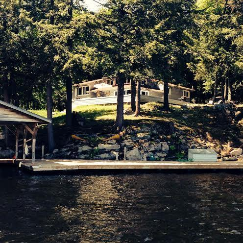 2800 sq ft Post & Beam Executive Cottage from Lake Muskoka - Lake Muskoka - 2600' sf Post &Beam 4 Season-Island - Muskoka Lakes - rentals