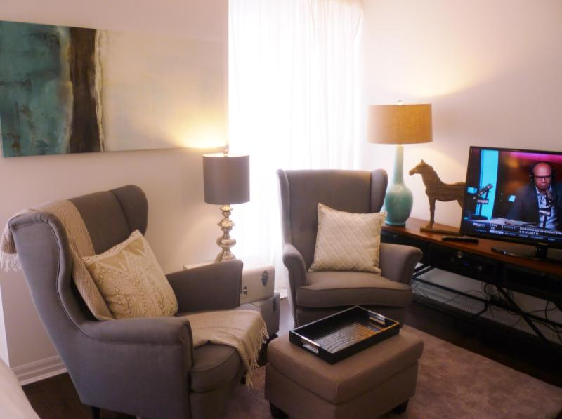Living room - Clarity - Downtown Ottawa, amazing location! - Carp - rentals