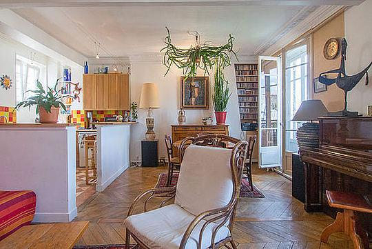 Sejour - Beautiful 2 Bedroom Apartment in Paris - Paris - rentals