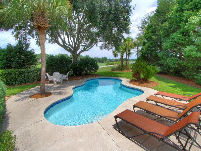Pool at 5 Lookout - 5 Lookout - Hilton Head - rentals