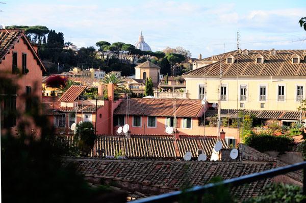 Scala luxury terrace studio - Image 1 - Rome - rentals