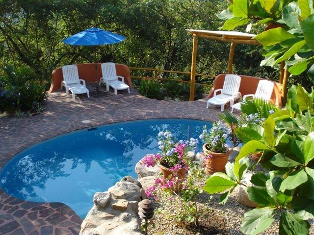 Private Pool and Backyard - Your Own Hilltop Mini Villa -  Privacy, 360 Views - Sayulita - rentals