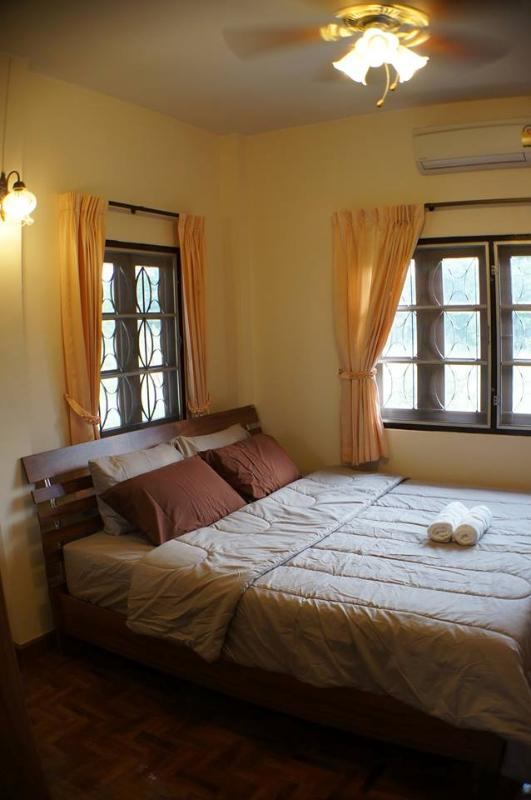 Master bedroom - Baan Sally, Your private home in Chiang Mai - Chiang Mai - rentals
