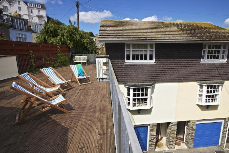 1 Kings Decking Web Versions 1 - 1 Kings Cottages - Salcombe - rentals