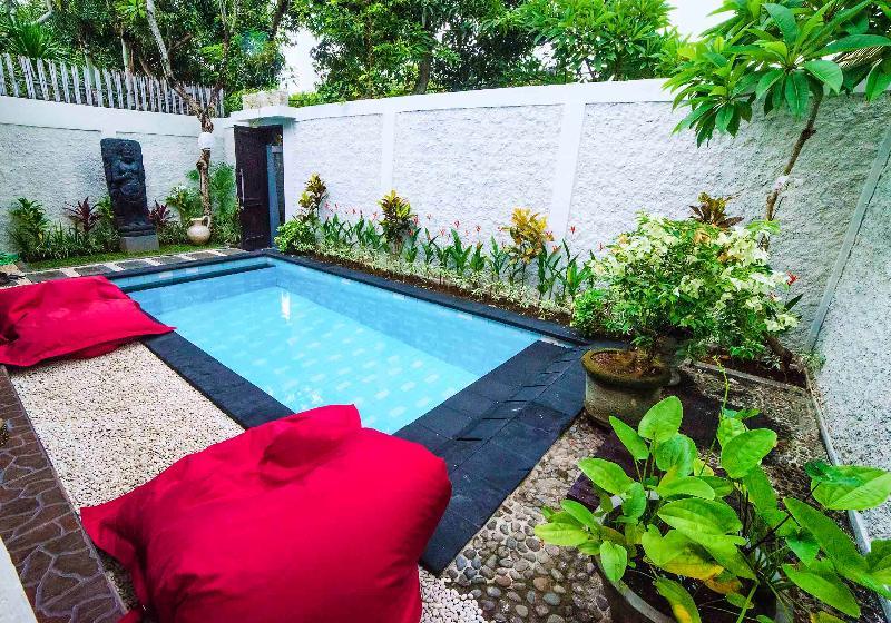 1 BR Lux Pool Villa Honeymoon Seminyak For Couple - Image 1 - Seminyak - rentals