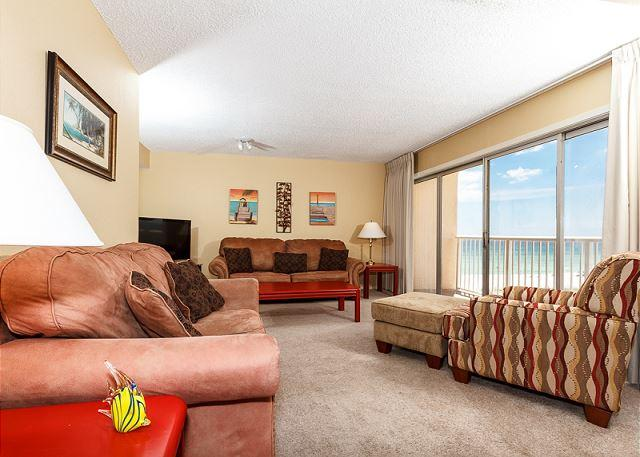 Condo #506 - UPDATED in 2012, GREAT VIEW, WI-FI, FLAT SCREEN TVs, NICE! - Image 1 - Fort Walton Beach - rentals