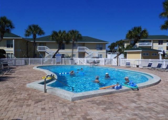 Cozy Two Bedroom Condo With Private Beach Access. Super cute community!!!!!!! - Image 1 - Destin - rentals