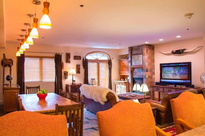 Bear Creek Lodge 213 - Image 1 - Telluride - rentals