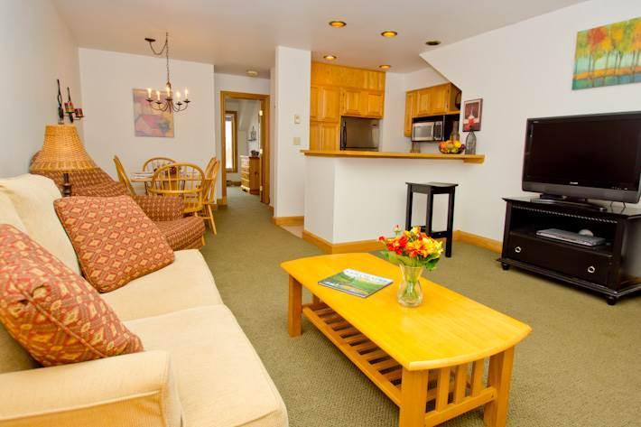 Cimarron Lodge #7 - Image 1 - Telluride - rentals