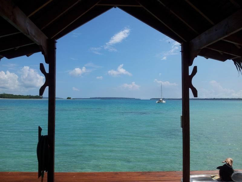 Your own private Jetty - Santo Beach House-Luxury Self Catered Waterfront - Luganville - rentals