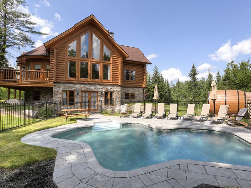 Fiddler Lake Resort: Deer Trail 4 bedrooms - Image 1 - Saint Sauveur des Monts - rentals