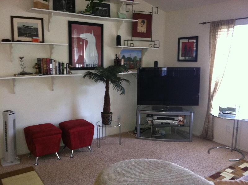 Livingroom - Lovely Laguna Niguel Condo That's Affordable - Laguna Niguel - rentals