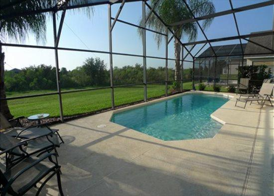 The Sanctuary 4 Bedroom 3 Bathroom Pool Home. 926BD - Image 1 - Orlando - rentals
