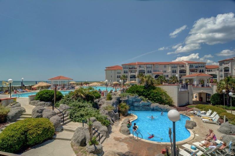 View - Villa Capriani 110-B -2BR_8 - North Topsail Beach - rentals