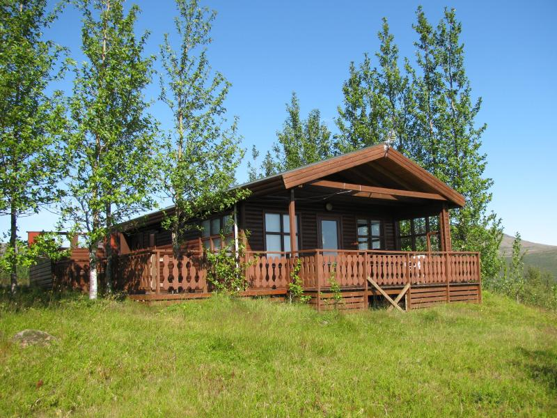 Front view - Two bedroom cottage with hot tub - Reykir - rentals