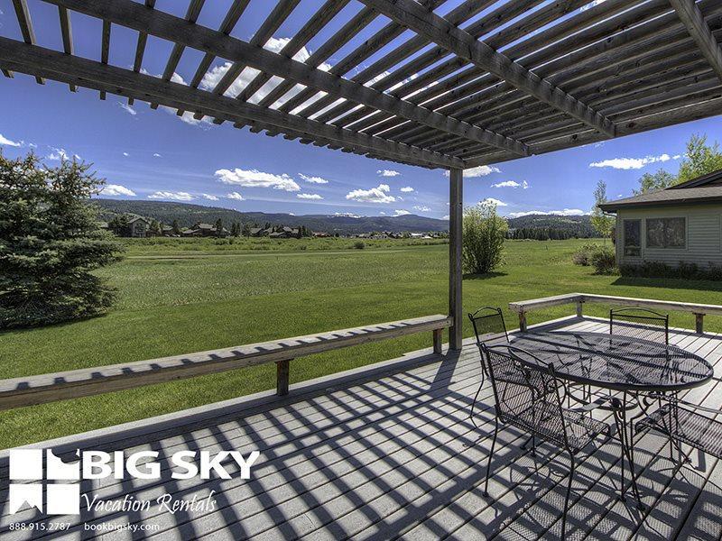 Modern Meadow Retreat - Image 1 - Big Sky - rentals