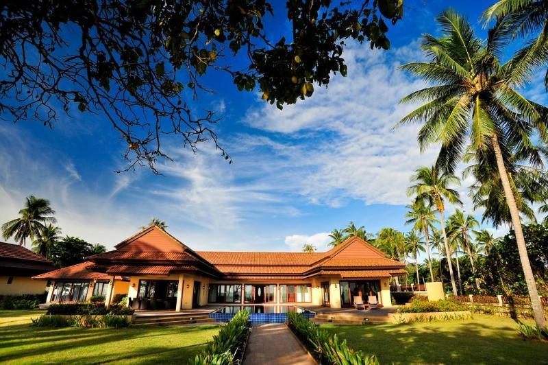 Villa and surrounding - Krabi Sunset Beachfront Villa One - Ko Sriboya - rentals