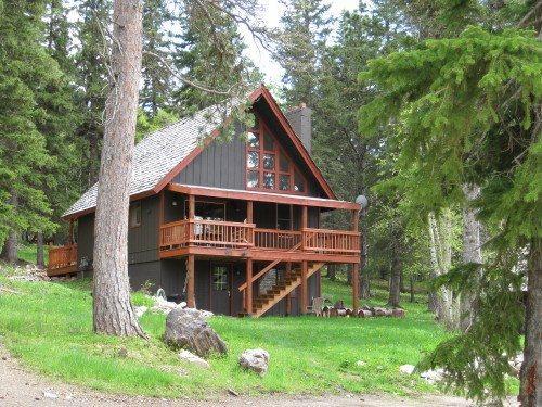 Alpine Retreat cabin on Terry Peak Ski Area - Alpine Retreat Cabin - Lead - rentals