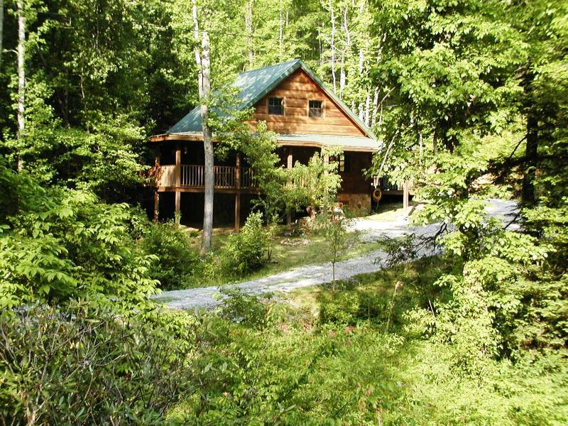 Gold Star Cabin - Upscale Cabin in East Tennessee Mountains - Tellico Plains - rentals