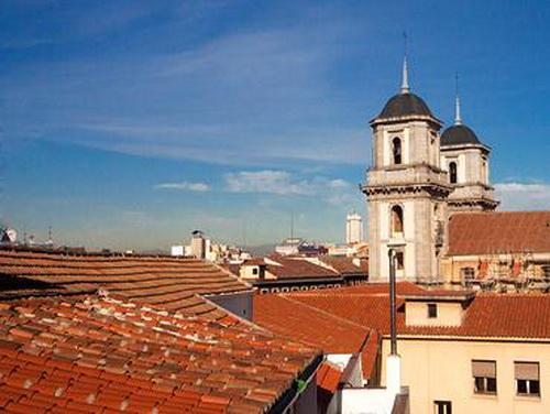 Superb terrace Madrid Historic Area Latina 1 Apart - Image 1 - Madrid - rentals