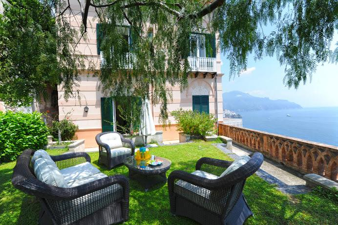 Great Views, Unique Garden, Walk to Beach & Town - Image 1 - Amalfi - rentals