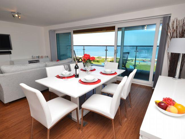 Light open-plan lounge/diner with extensive sea views - SSCPE - Westward Ho - rentals