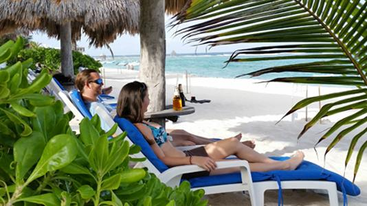 Romantic Times - VillasDeRosa: A small family owned resort - Hotel - Akumal - rentals