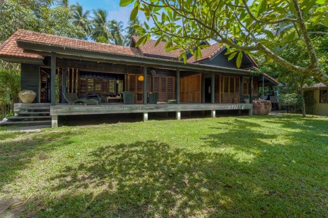 Wonderful beach house with garden - Image 1 - Koh Samui - rentals