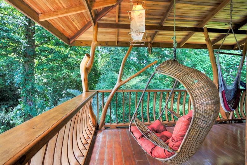 The Canopy House - Image 1 - Punta Uva - rentals