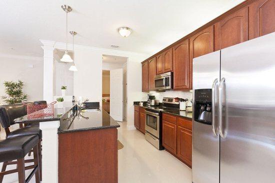 Kitchen - Vista Cay-Orlando-3 Bedroom Luxury Monterey-VC106 - Orlando - rentals