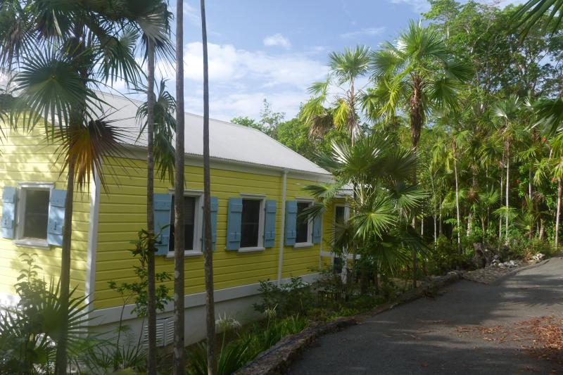 Palm Cottate - Palm Cottage-in gated community on Water Island - Water Island - rentals