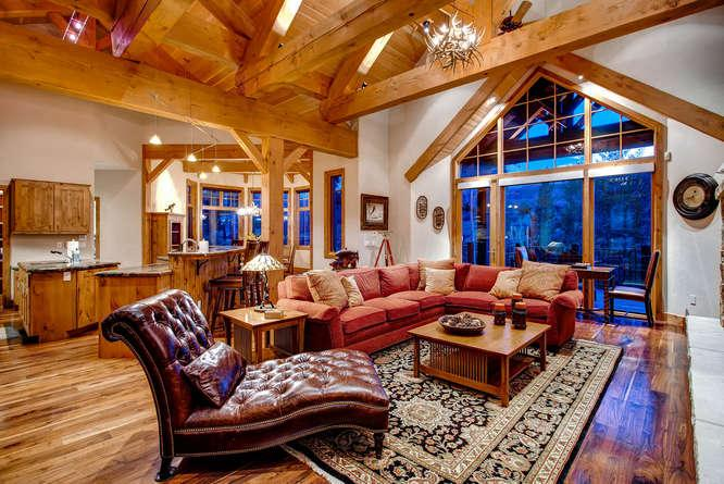 Mountain View Lodge- 5 bd, 4.5 bath, amazing views - Image 1 - Breckenridge - rentals