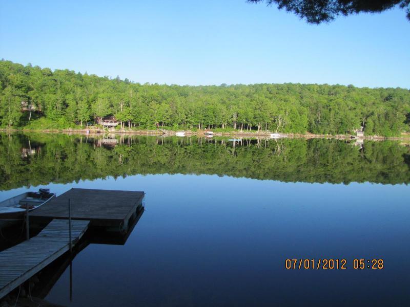A still morning - Loons Call - Vacation Cottage  Sherbrooke Lake ! - Nova Scotia - rentals