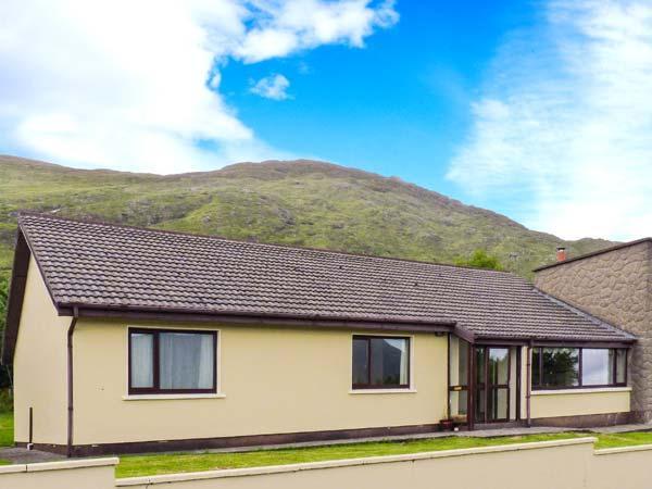 MYLES, single-storey, detached cottage, multi-fuel stove, stunning views, in Maam, near Maam Cross, Ref 22446 - Image 1 - Maam Cross - rentals