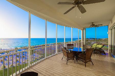 The Venetian - Lovely Oceanfront Apartment Conveniently Located near Town of Provenciales - Image 1 - Grace Bay - rentals